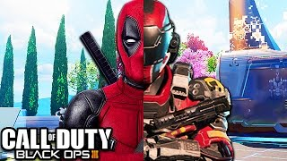 getlinkyoutube.com-DEADPOOL PLAYS CALL OF DUTY!! (Black Ops 3 Trolling)