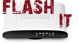 getlinkyoutube.com-Technicolor TD 5130 Flash
