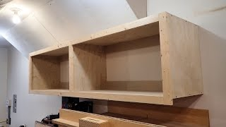 getlinkyoutube.com-Wall Mounted Storage Cabinet In One day