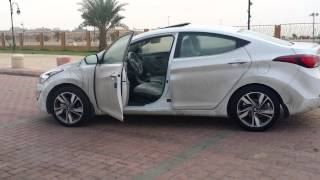 getlinkyoutube.com-النترا 2015 سطو الخرج Hyundai Elantra 2015  2