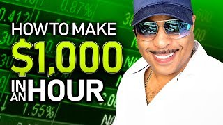getlinkyoutube.com-How to Make $1,000 an Hour Trading the Market