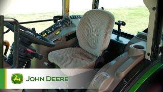 The John Deere 5G Speciality Tractors - Comfort