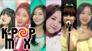 getlinkyoutube.com-[K-pop Mix] GFriend & Lovelyz - 여자친구 & 러블리즈