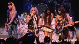 getlinkyoutube.com-Steel Panther 2015 08 03 West Hollywood, CA, USA   House of Blues Webcast 720p