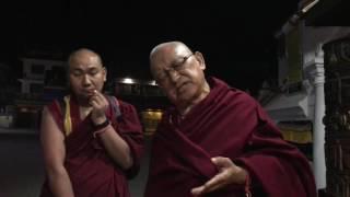 Lama Zopa Rinpoche, Ma Jazema, The Story of the Bouddhanath Stupa