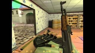 getlinkyoutube.com-Counter-Strike: 1.6-New weapons pack/Paczka nowych broni