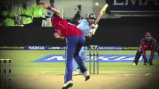 getlinkyoutube.com-WT20 REWIND - Yuvraj Singh's six 6s