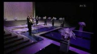getlinkyoutube.com-Berlin Philharmonic Horn Ensemble in Japan (1/2)