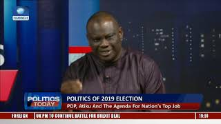 2019 Presidential Race  Weighing Plans Of Major Candidates Pt.2  Politics Today