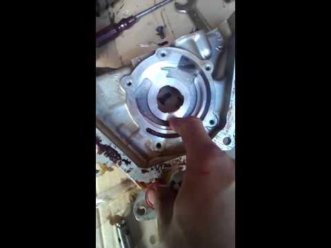 Chrysler voyager DOHC 2.4i