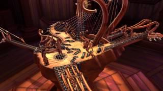 getlinkyoutube.com-3D Music Animation 1080p - Resonant Chamber Upload by NandoGames- Brasil