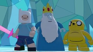 getlinkyoutube.com-LEGO Dimensions - Adventure Time Adventure World - All Quests
