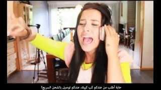 getlinkyoutube.com-سعودي يطقطق على امريكية مشهورة ( مترجم ) HD