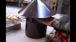 Изготовление колпака