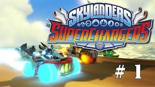 getlinkyoutube.com-Skylanders SuperChargers | Episode 1 | Le Retour de Kaos !