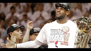 getlinkyoutube.com-LeBron James: Greatest Playoff Moments