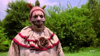 getlinkyoutube.com-Best Twisty the Clown Kill (troy) freakshow american horror story