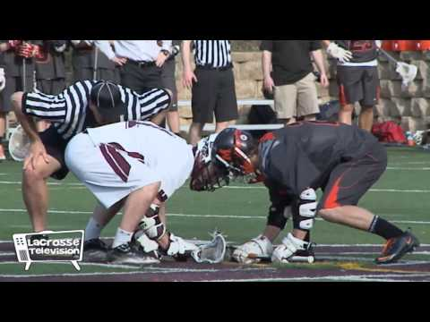 McDonogh vs Boys Latin Lacrosse 2013 on Lacrosse Television