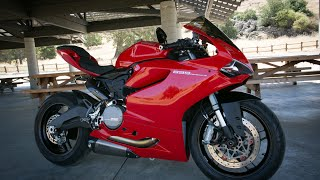 Ducati Panigale 899 - highly upgraded | full walkaround | Akropovic full exhaust drive off, 1920 HD