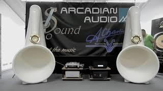 High End 2018 Munich: Arcadian Audio Pnoe Loudspeakers