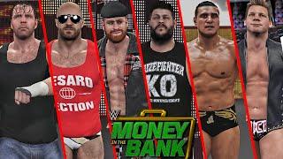 getlinkyoutube.com-WWE 2K16 Money inthe Bank 2016 - Money in the Bank 2016 Ladder Match!