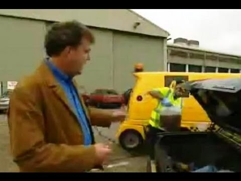 Top Gear - Vegetable oil for your volvo diesel - BBC