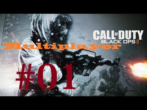 Blopsi Popsi #1 - Endlich Multiplayer - Lets Play Black Ops II