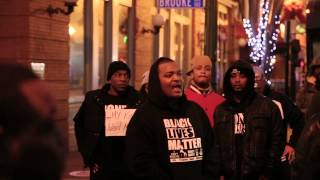 getlinkyoutube.com-Norfolk, VA protest - 2014-12-12