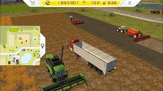 getlinkyoutube.com-Farming Simulator 14 - PS Vita Gameplay