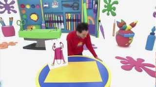 getlinkyoutube.com-Art attack - Un sac trompe l'oeil - Sur Disney Junior - VF