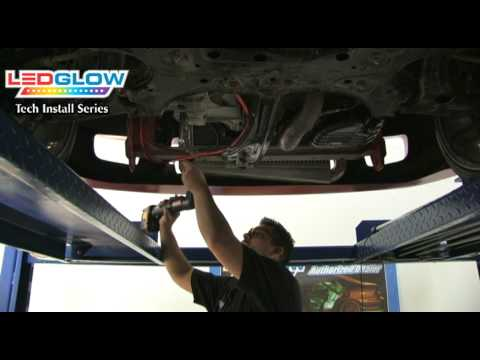 LEDGlow Underbody Kit Installation Video Part 1