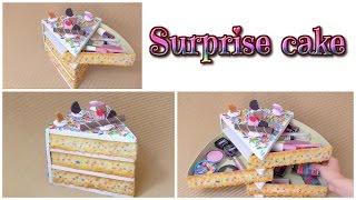 getlinkyoutube.com-kawaii cake - organizer box DIY - Isa ❤️