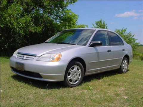 2001 Honda Civic Problems, Online Manuals and Repair ...