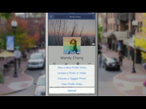 كيف تخلي صورة بروفايلك على الفيس بوك فيديو