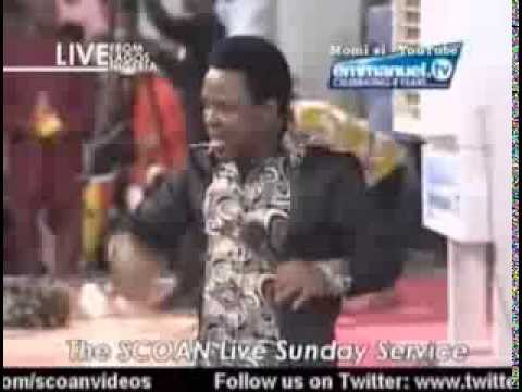 SCOAN 09 Mar 2014: The Power Of God: Live Service With Prophet TB Joshua, Emmanuel TV