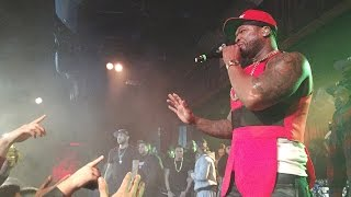 getlinkyoutube.com-50 Cent Takes Shots at Meek Mill & Irv Gotti at BB King, NYC