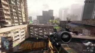 getlinkyoutube.com-Battlefield 4 - 338 Recon, Weapon Review! My Favorite Sniper Rifle!