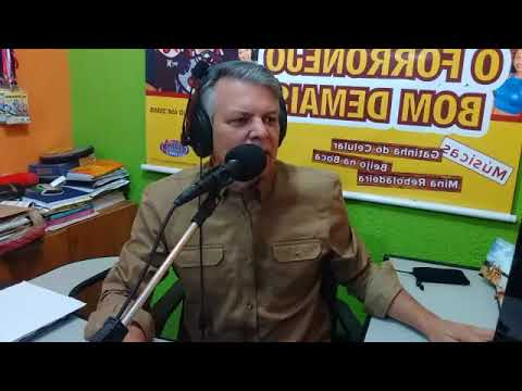 Programa Luiz Granja Show 1º Bloco 19/08/2017