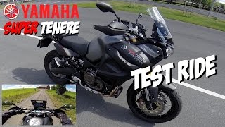 getlinkyoutube.com-2016 Yamaha Super Tenere test ride