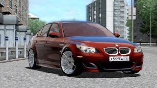 getlinkyoutube.com-City Car Driving | BMW M5 E60 5.0 V10 | 1.2.2/2.2.7 + Download [LINK]