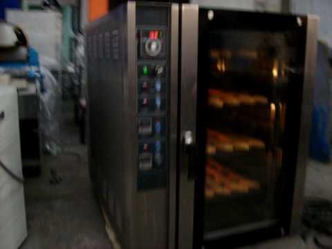 Hornos Panaderia Maquin o Imelpan de Colombia