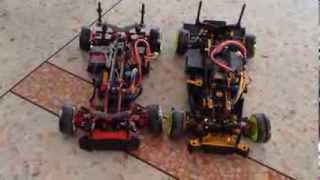 Soft VS Stiff RC Drift Suspension