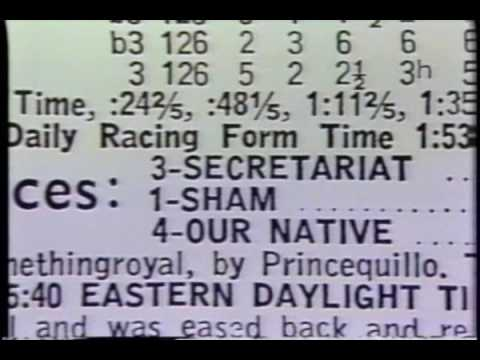 Secretariat A Moment of Glory