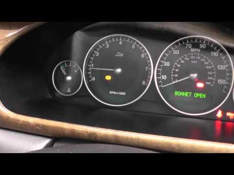 How To Diagnose A Jaguar ABS Warning Light