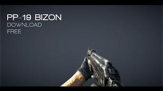 getlinkyoutube.com-[Unity 3D] Weapon Animated Free (PP-19 Bizon)