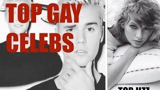 getlinkyoutube.com-Top 10 Celebrities You Didn't Know Were Gay