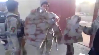 Pakistan & Afghanistan Army Fight | Chaman Border | Afghan Army Insulting Pak Army Uniform width=
