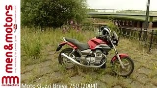 getlinkyoutube.com-Moto Guzzi Breva 750 (2004)