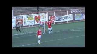 Tiger Brolo-Battipagliese 4-0 (16^ giornata Serie D)
