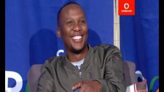 "Tips ""Shampoonizer – entertains Thomas Mlambo and David Kekana"